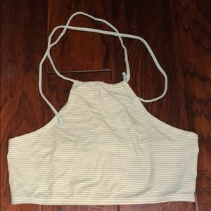 Out From Under Halter Bralette